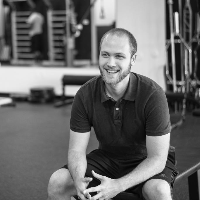 Personal Trainer Andrew LeMasters 2