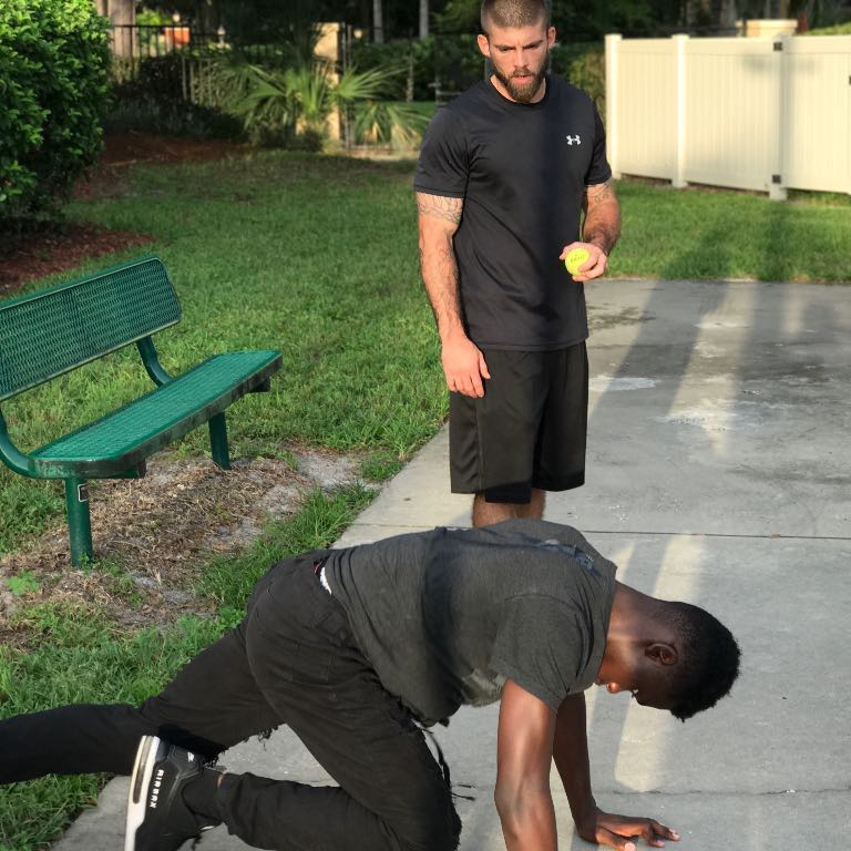 Personal Trainer Matthew Lowe 44