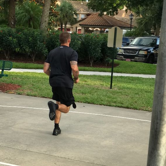 Personal Trainer Matthew Lowe 43