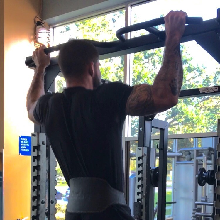 Personal Trainer Matthew Lowe 37