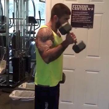 Personal Trainer Matthew Lowe 33