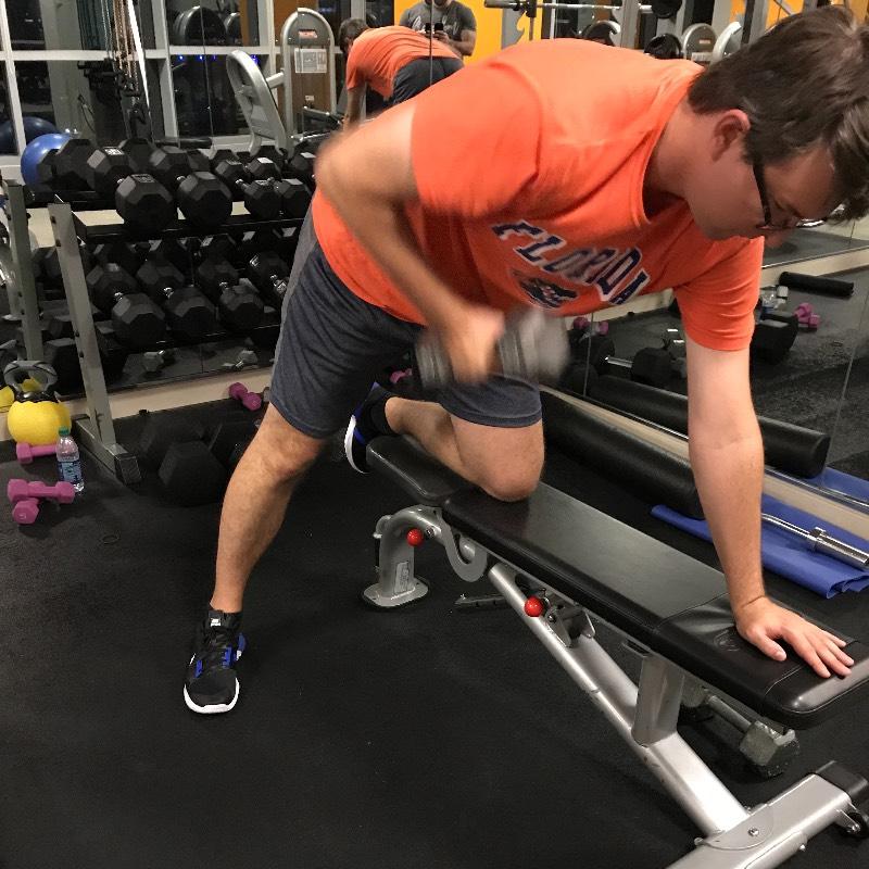 Personal Trainer Matthew Lowe 13