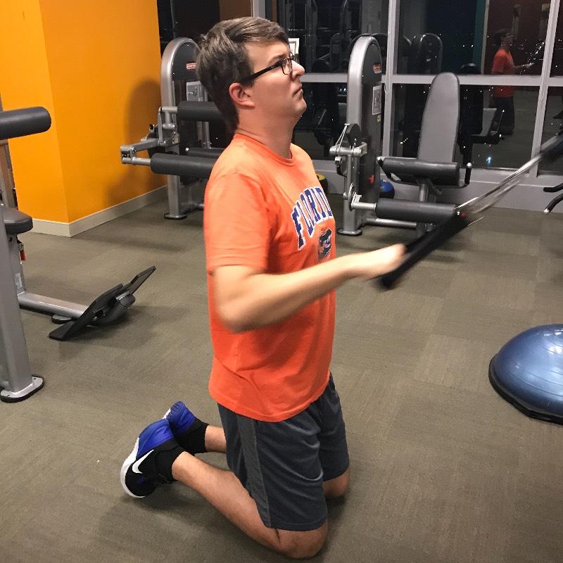 Personal Trainer Matthew Lowe 10
