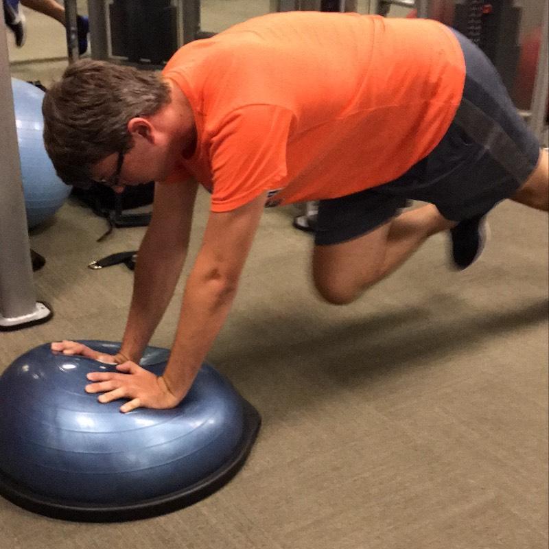 Personal Trainer Matthew Lowe 9