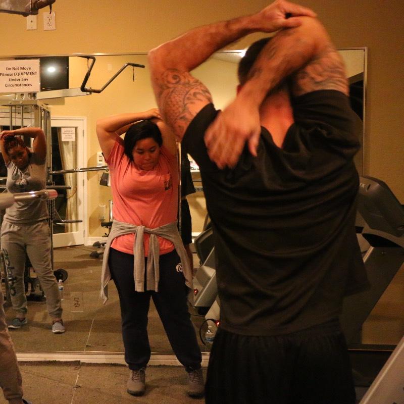 Personal Trainer Matthew Lowe 8