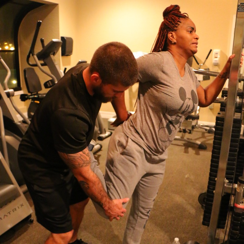 Personal Trainer Matthew Lowe 6