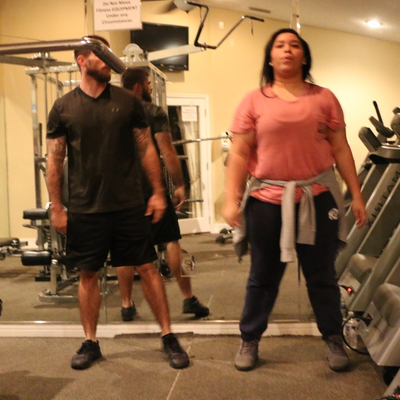 Personal Trainer Matthew Lowe 26