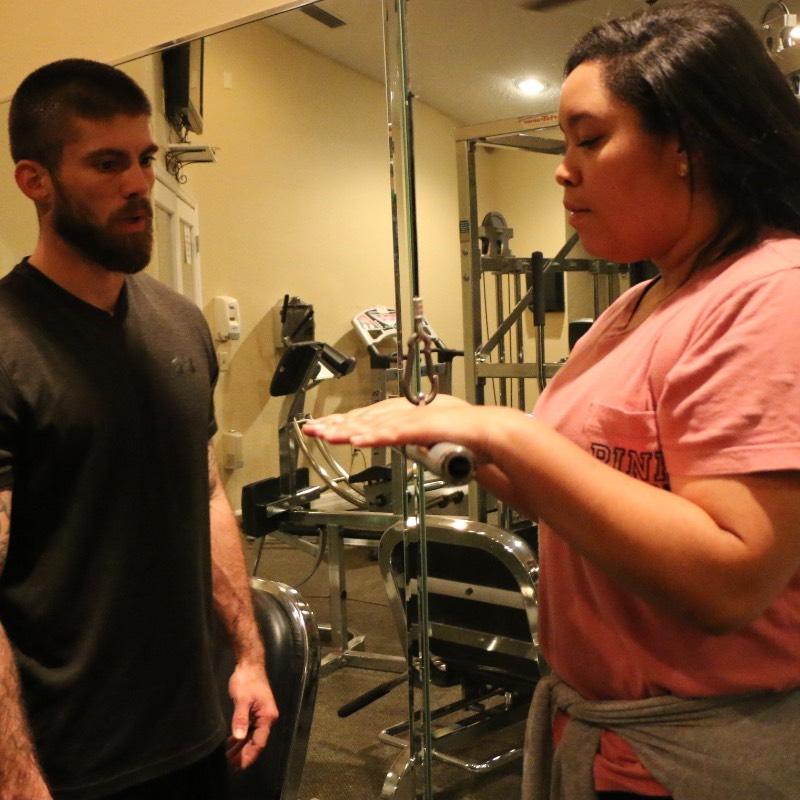 Personal Trainer Matthew Lowe 25