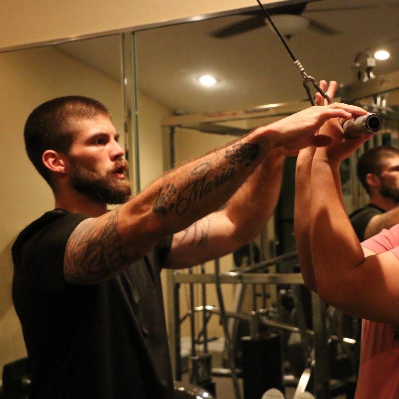Personal Trainer Matthew Lowe 22