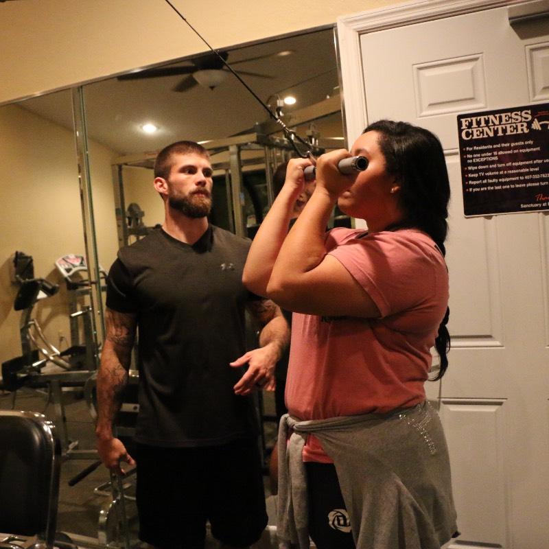 Personal Trainer Matthew Lowe 21