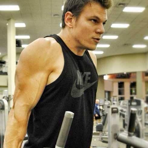 Personal Trainer Daniel Hammer 3