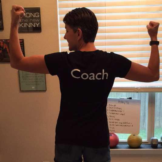 Personal Trainer Jennifer Ikonomidis Crabtree 3