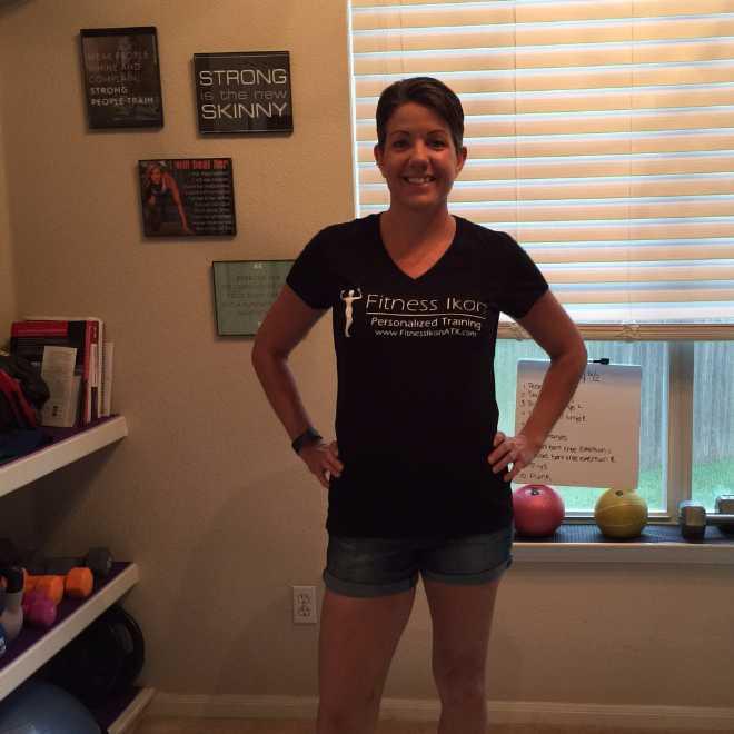 Personal Trainer Jennifer Ikonomidis Crabtree 4