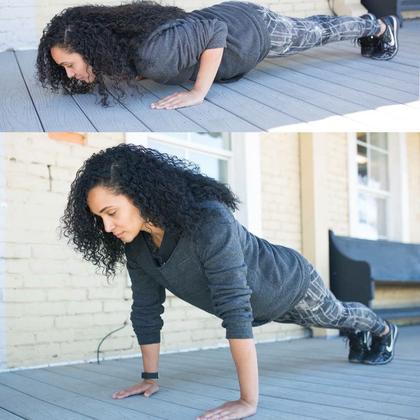 Personal Trainer Crystal Jackson 3