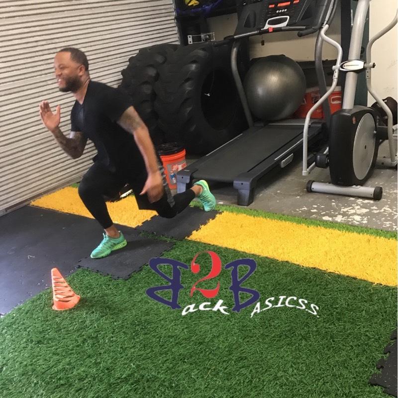 Derris Epkins, Personal Trainer In Jacksonville, FL