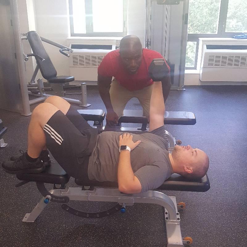Personal Trainer Ell Schaddai 6