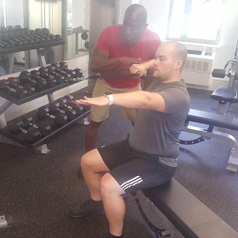 Personal Trainer Ell Schaddai 5