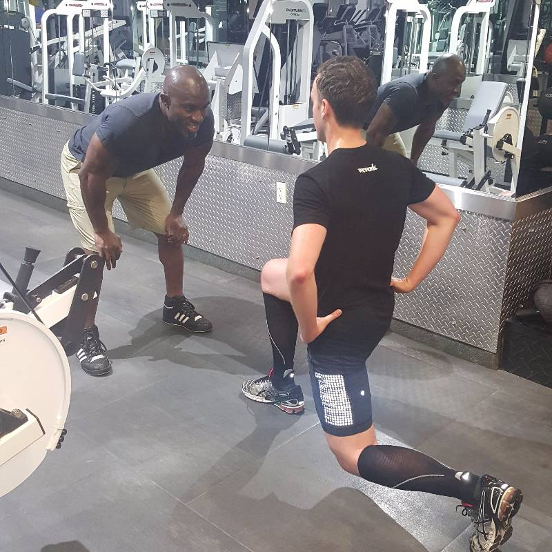 Personal Trainer Ell Schaddai 2