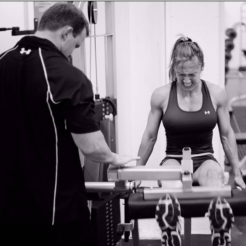 Personal Trainer Sylvia Ferrero 2