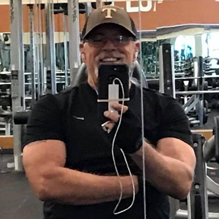 Personal Trainer Daniel Jamison 3