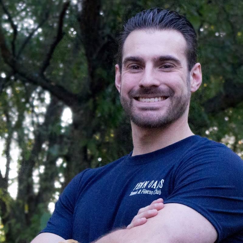 Vincent Corpora - Philadelphia Personal Training