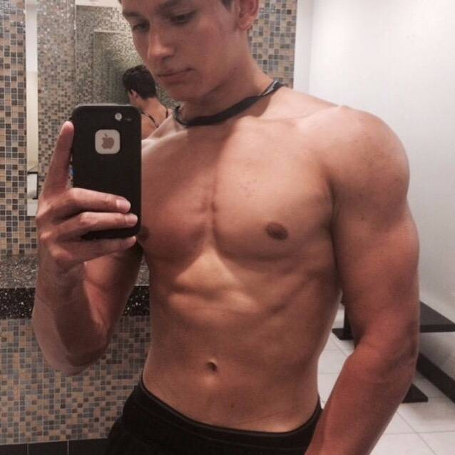 Personal Trainer Tristan Ramirez 1