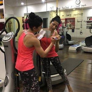 Neda Golshiripour Esfahani - Personal Training