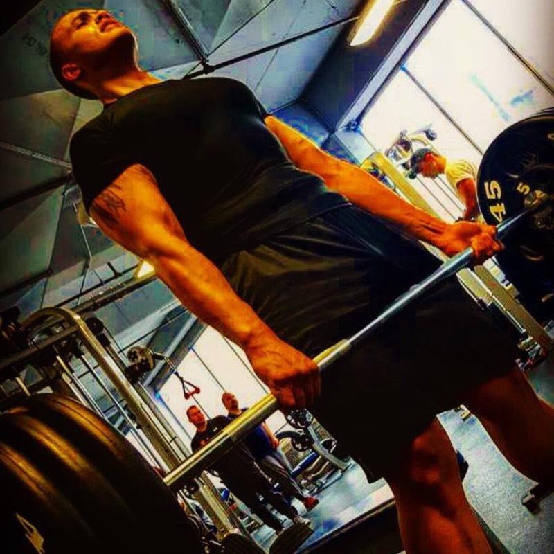 Personal Trainer Austin Davis 3