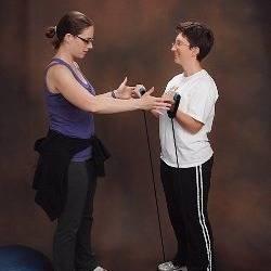 Lynda Gronlund-Naeem - Personal Training
