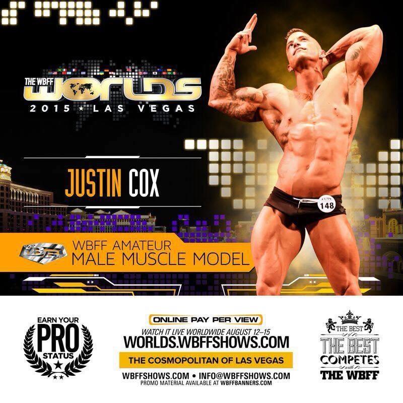 Personal Trainer Justin Cox 15