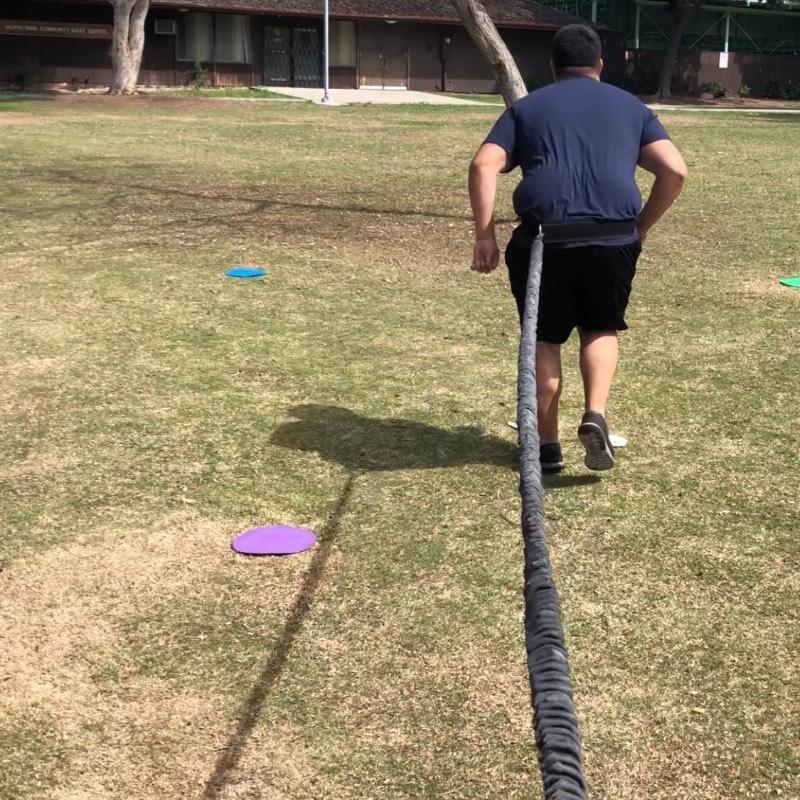 Personal Trainer Justin Cox 10