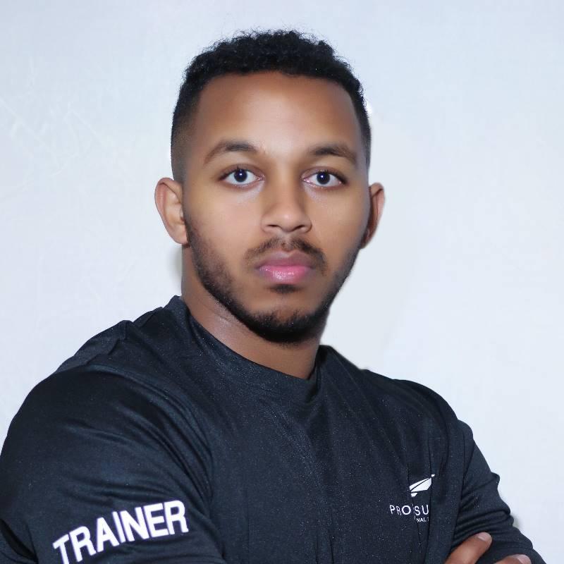 Yonathan Anteneh - Philadelphia Personal Training