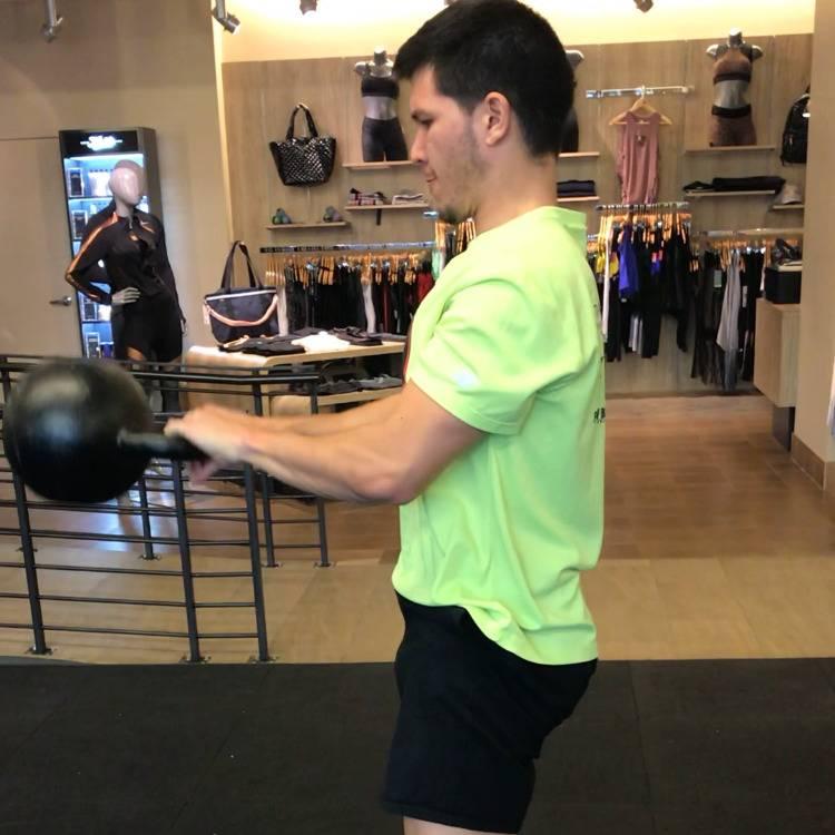Personal Trainer Jonathan Lau 7