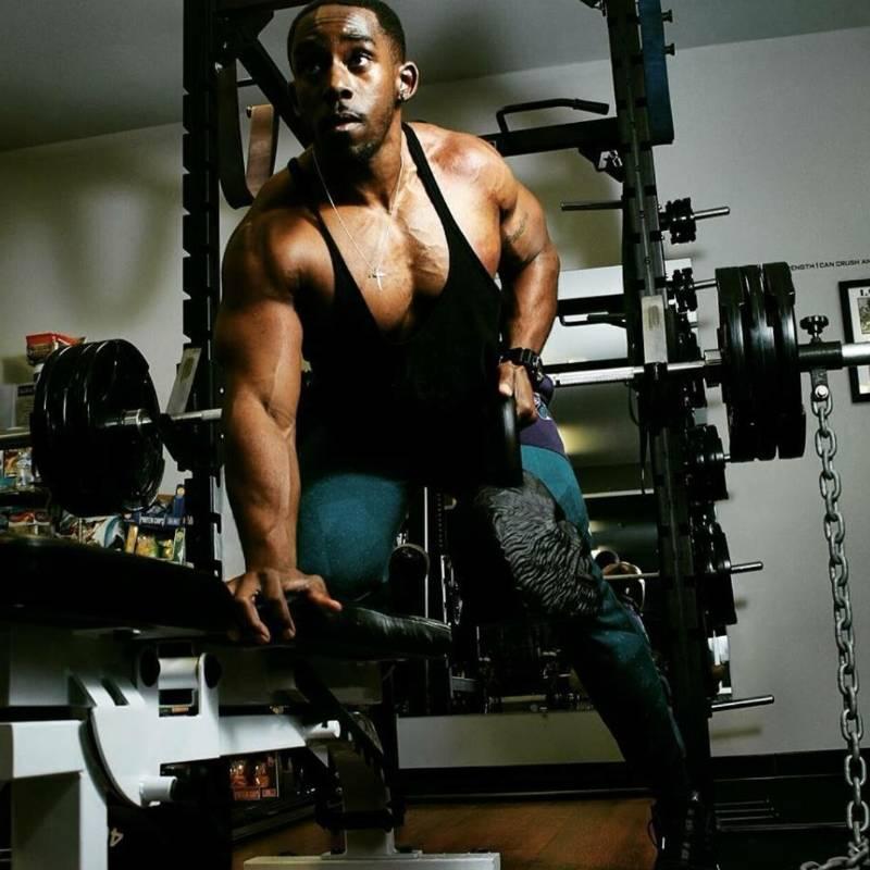 Brandon Lewis - Philadelphia Personal Training