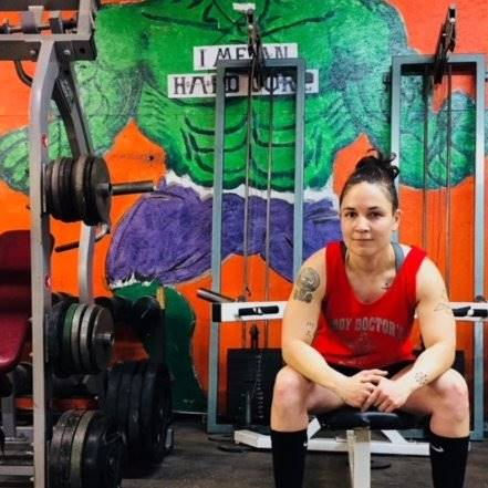 Jess Abercrombie - Philadelphia Personal Training