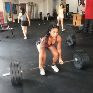 Kaileigh Mccarley - Personal Training