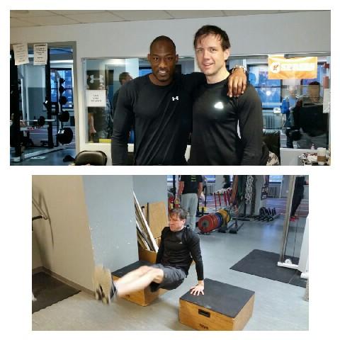Personal Trainer Tarik Grant 3