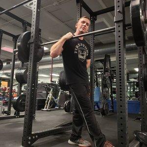 Trainer Trevor Misbach profile picture