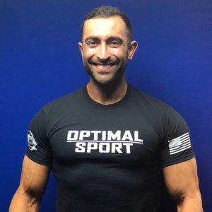 Trainer Kevin Caporiccio profile picture