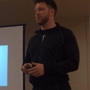 Trainer Chris Cooper profile picture