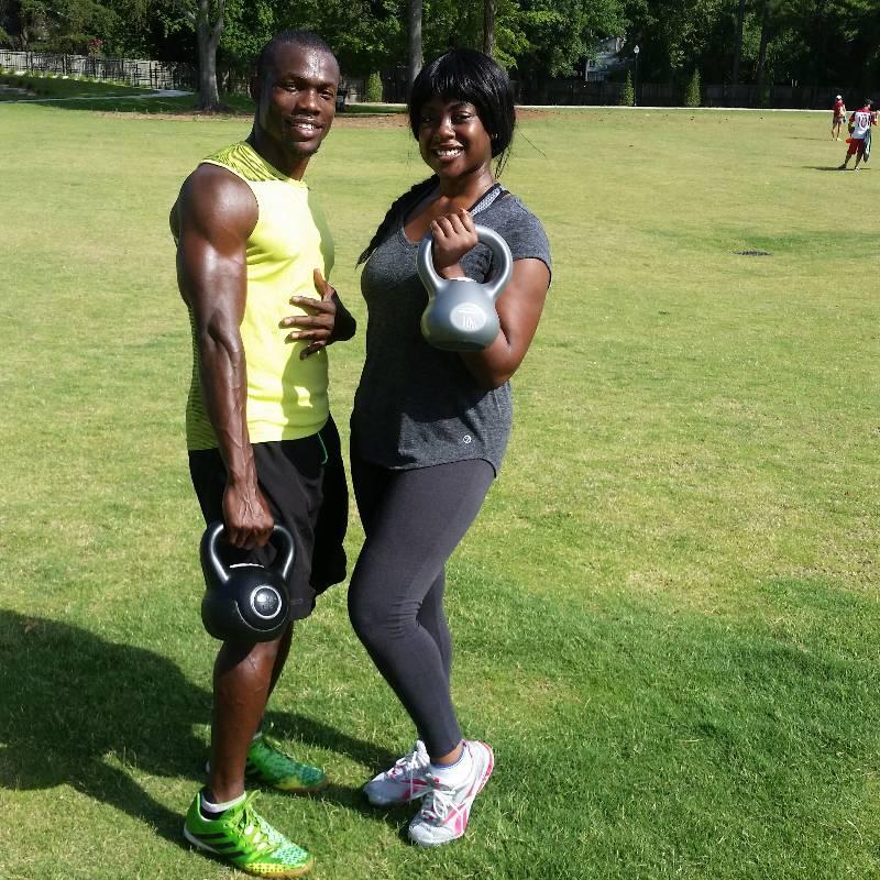 Personal Trainer Tornubari Nyonebue 4