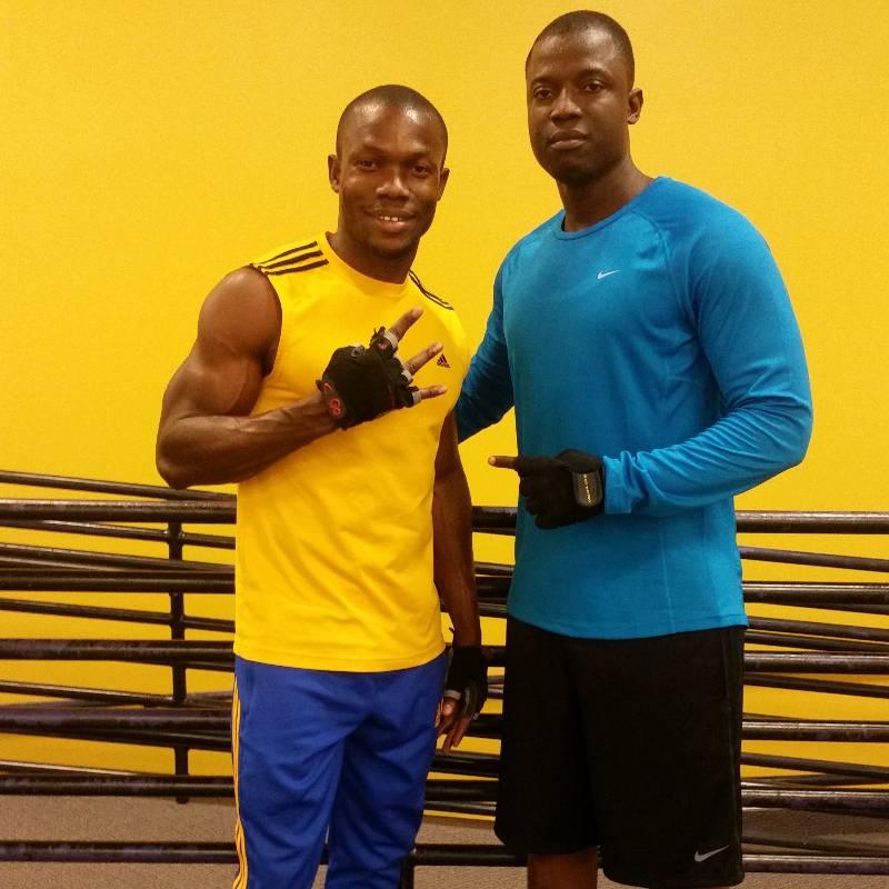 Personal Trainer Tornubari Nyonebue 5