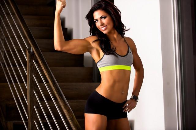 Personal Trainer Laura Wojciechowski 2