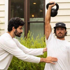 Trainer Milad Ebadat profile picture