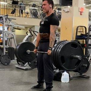 Trainer David Marchand profile picture