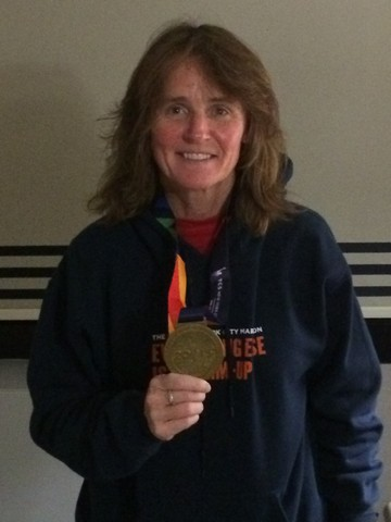 Personal Trainer Maryellen Tockarshewsky 4