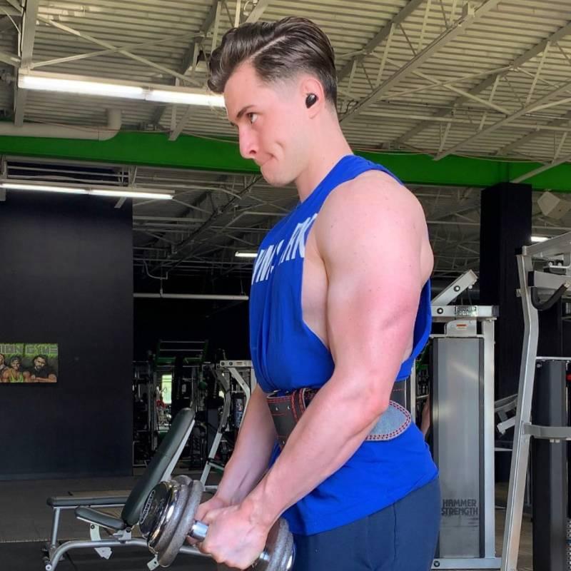 Trainer Seth Stangler profile picture
