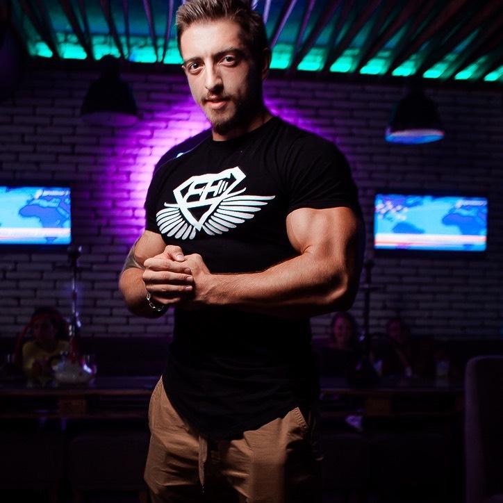 Trainer Dmytro Krazhan profile picture
