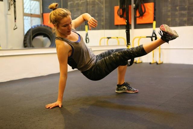 Personal Trainer Kate Bishop 3
