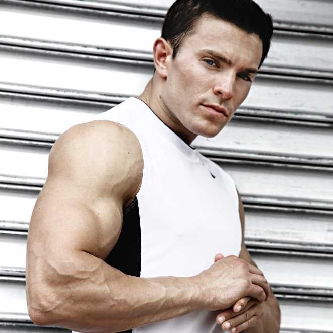Personal Trainer Jonathan Cooper 12